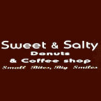 SWEET & SALTY - DONUTS AND COFFEE SHOP
